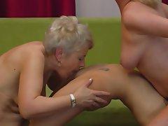 Big Boobs, Close Up, Lesbian, Mature
