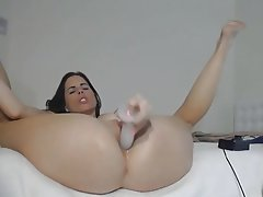 Babe, Big Boobs, Masturbation, Webcam, College