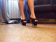 High Heels, Black