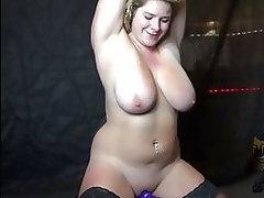 Saggy Tits, Machine Fucking, Big Tits