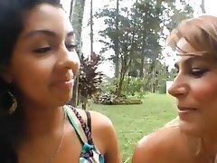 Brazil, Close Up, Lesbian
