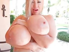 BBW, Big Boobs, Foot Fetish, Lesbian