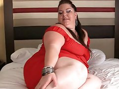BBW, Big Boobs, Big Butts, Strapon