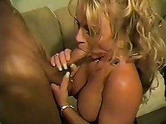 Blowjob, Masturbation, Big Boobs, Blonde