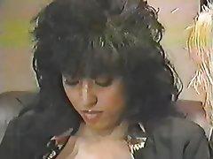 Cunnilingus, Group Sex, Lesbian, Strapon