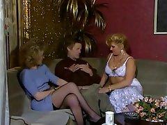 German, Group Sex, Hairy, MILF