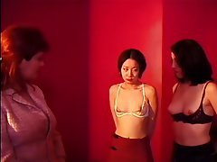 Asian, Lesbian, Group Sex, BDSM