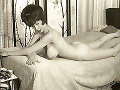 Amateur, Lingerie, Stockings, Vintage